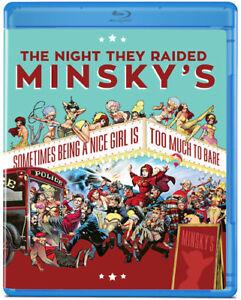 The Night They Raided Minsky's [New Blu-ray] Mono Sound