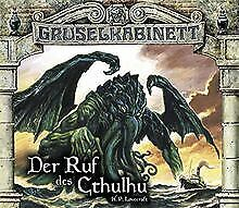 Der Ruf des Cthulhu von Gruselkabinett-Folge 114 und 115 | CD | Zustand gut