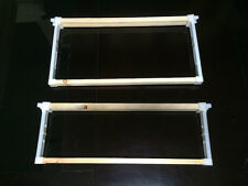 Bee frames hybrid wood/plastic Deep OR Super Mix/Match 100 total. Made in U.S.A.