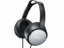 New Sony 40mm Driver Unit Closed-type Headphones MDR-XD150/B Black Japan Import