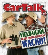 NEW Car Talk - Field Guide to the North American Wacko Audiobook 9781598875898 4