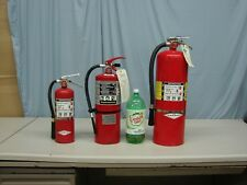 Fire Extinguisher 10 Pound Commercial Grade Fully Charged A B C