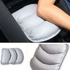 Grey Car SUV Center Armrest Console Box Soft Pad Cover Cushion Durable Wear Mat