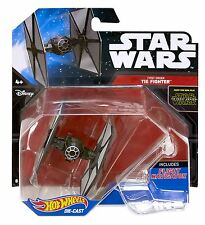 Disney Star Wars Tie Fighter Hot Wheels Die Cast Flight Navigator No8 DJJ61