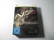 Mass Effect 2 Collector's Edition Complet Xbox 360 CD Near Mint
