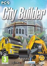 City Builder (PC DVD) NEW & Sealed