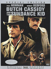 Butch Cassidy & The Sundance Kid Dvd Paul Newman Robert Redford Katharine Ross 00004000