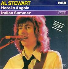 "Al Stewart - Here in Angola/Indian Summer 7 "" S4281"