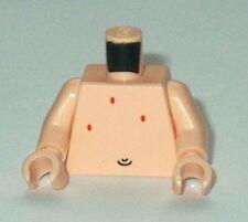 TORSO M022 Lego Light Flesh Bare Chest w/belly button NEW Patrick Genuine Lego