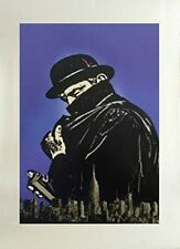 Gotham Vandal by Nick Walker Signed Multi Layer Silk Screen Limited Edition (50)