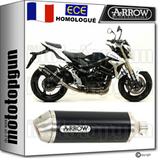 ARROW POT ECHAPPEMENT APPROUVE RACE-TECH ALUMINIUM NOIR SUZUKI GSR 750 2016 16