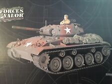 US  Cadillac M24 Chaffee Panzer * Deutschland 1945 *  1:32 Forces of Valor 80093