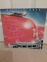 "Natalie Cole – Pink Cadillac Vinyl 12"" P/S Single 12 MT 35 1988"