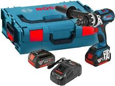 Bosch - GSB18V85C5C - 18v Combi Hammer Drill With 2 X 5.0ah Li-ion Batteries