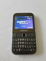 Samsung SGH-T189N METRO PCS - QWERTY Cell Phone