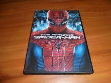 The Amazing Spider-Man (DVD Widescreen 2012) Andrew Garfield,Emma Stone Used