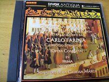 ANTONIO VIVALDI 6 CONCERTI RARI CARLO FARINA CAPRICCIO STRAVAGANTE  CD MINT-
