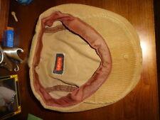 2b114bbc New ListingRare Vintage Levi's Tan / Light Brown Corduroy Orange Tag Newsboy  Cap Hat