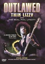 `Thin Lizzy - Outlawed, The Real Phil Lynott Story`  DVD NEW