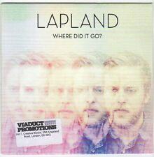 (EM960) Lapland, Where Did It Go? - 2014 DJ CD