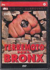 Dvd **TERREMOTO NEL BRONX** con Jackie Chan nuovo 1995