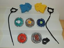 Beyblade lot of five Spinning Tops Beyblades!