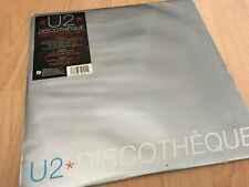 "U2 - DISCOTHEQUE - RARE 3 X 12"" EP - HOUSE - BUY 1 GET 1 FREE 12"" VINYL RECORDS"