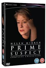 Prime Suspect - Complete Collection [2008][DVD] Helen Mirren, Tom Bell Brand New