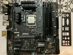 I5 6600k CPU+ MSI Z170 Mortar Motherboard