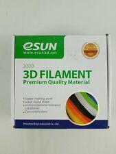 esun 3D Filament 2.85MM PLA+3D COOL WHITE 1kg