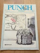 May Punch News & General Interest Magazines in English