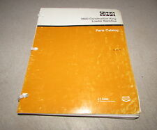 Case 780D Loader Backhoe Construction King Parts Catalog Manual 1989 8-4181