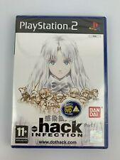 PS2 .Hack Infection Part 1 (2004) UK Pal, Brand New & Factory Sealed