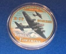 Aircraft Of World War Ii B-17 Flying Fortress Coin