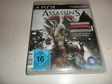 PlayStation 3  PS 3  Assassins Creed III