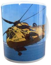 Personalised Sea King Helicopter Mug