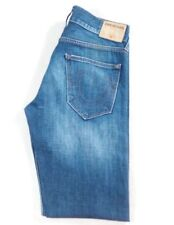 Men's True Religion Geno Relaxed Slim Leg Blue Jeans W30 L34 RRP £200 Top Denims