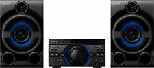 Sony  MHC-M20 High-Power Audio System Black Open-Box