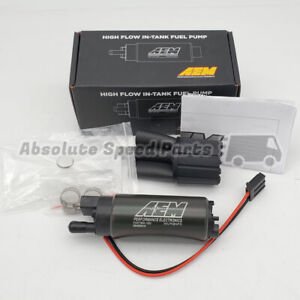 GENUINE AEM 340LPH Fuel Pump Kit 50-1000 **IN STOCK SHIPS FAST**