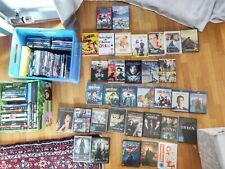 DVD Konvolut Sammlung, über 70 Stück, Steelbooks, Blu-Rays, sehr guter Zustand