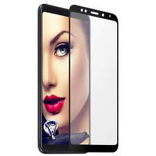 Pellicola salvaschermo di vetro per Xiaomi Redmi 5 Plus (5.99'') - nero