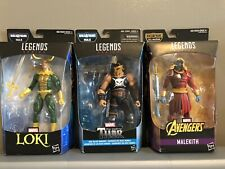 Marvel Legends- Ares, Loki & Malekith (No BAF)