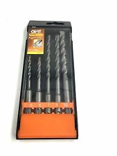 CK Tools Avit AV08012 SDS Drill Bit Set 5-Piece