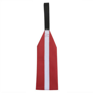 Travel Flag Tow Warning Flag with Webbing for Kayak Canoes Safety Accessories