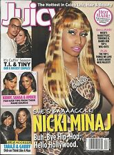 Juicy magazine Nicki Minaj T.I. and Tiny Think Like A Man Kyla Pratt Accessories
