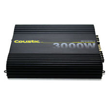 Coustic 3000C1 3000W Class-D Monoblock Car Audio Amplifier MTX Audio New