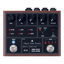 Free The Tone AS-1R AMBI SPACE Digital Reverb