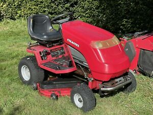 Countax C600H Ride on Mower
