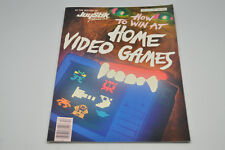 Joystick: How To Win At Home Video Games 26B-B