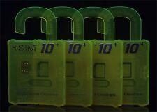 R-SIM10+ Nano Cloud Unlock Card SIM Karte Für iPhone 6S 6 5 4S Ios 9.X 8.X 7.X